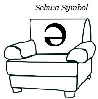 SchwaSymbolChair
